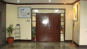 Ateneo Law School - Image: Candelariajfb
