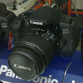 Image illustrative de l'article Canon EOS 650D
