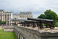 Canons des Invalides, Paris 23 June 2013.jpg