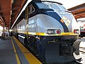Capitol Corridor train at San Jose Diridon station, July 2006.jpg
