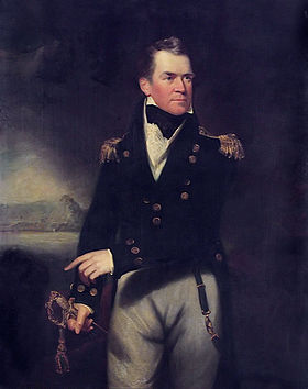 George Collier vers 1814, peint par William Beechey