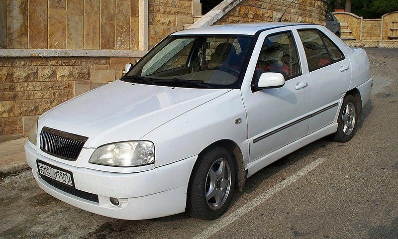ماشین تیگو x33