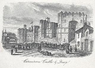 Carnarvon Castle & Quay