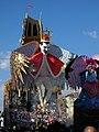 """Carnevale di viareggio 2014, Figli di un dio minore """"Somebody to love"""" di Vannucci Roberto 01.JPG"""