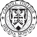 Carroll College Helena, MT Seal.png