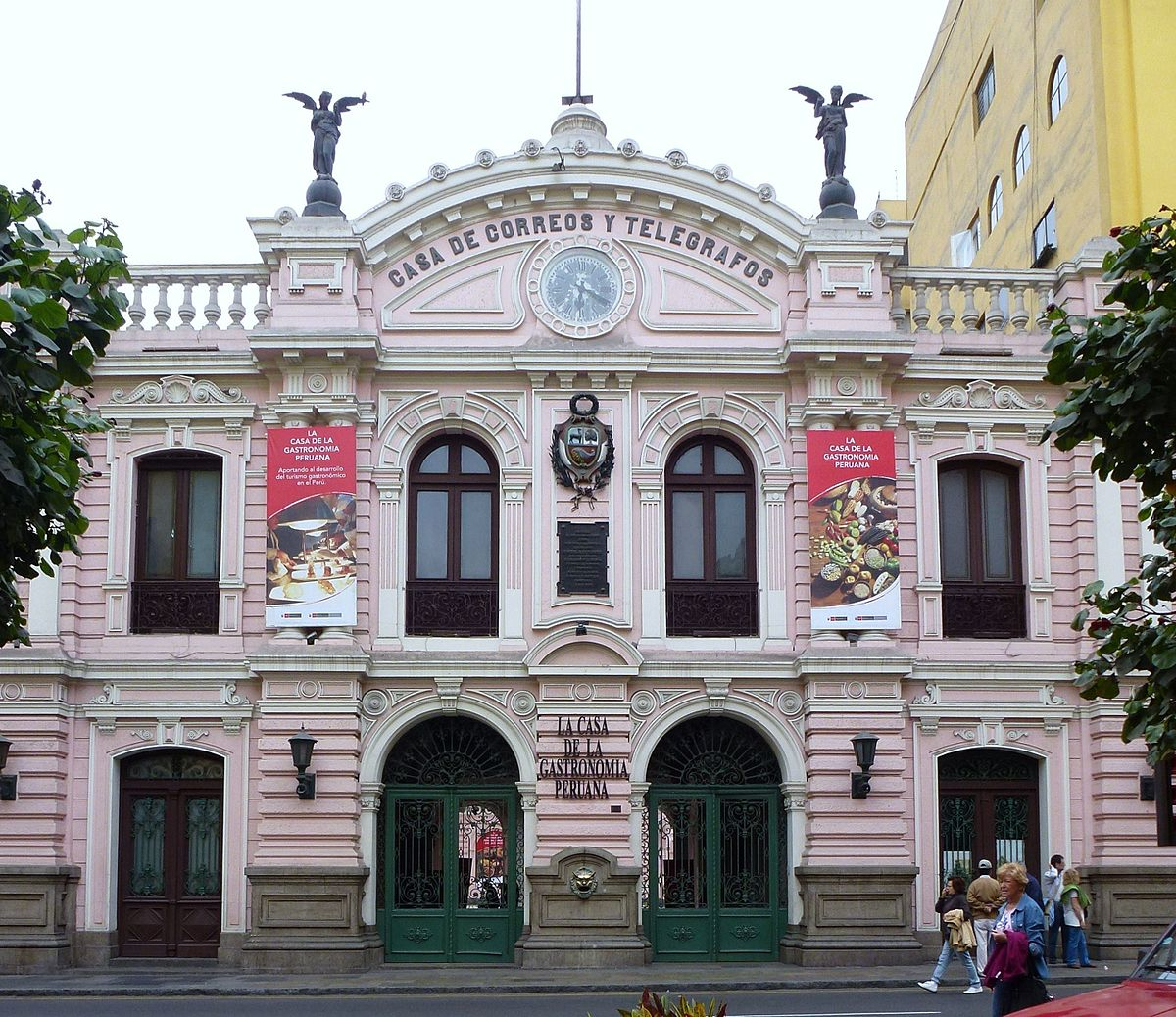 Casa De Correos Y Telegrafos Wikipedia