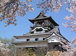 Inuyama Castle, landmark place in Inuyama