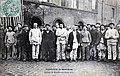 Catastrophe de Courrières - Groupe de Sauveteurs, Fosse n° 2.jpg