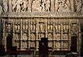 Catedral d'Osca, predel·la del retaule major.JPG