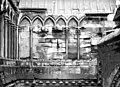 Cathédrale Notre-Dame - Ancienne galerie du transept, avant restauration - Reims - Médiathèque de l'architecture et du patrimoine - APMH00030287.jpg