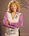 Catherine Mary Hicks - Star Trek IV- The Voyage Home - Star Trek Convention (9482411017).jpg