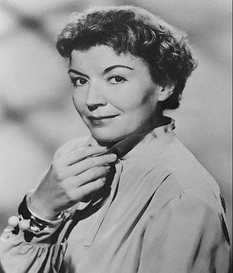Cathy Lewis - Lewis in 1959