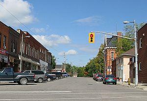Cayuga, Ontario - Cayuga, Ontario