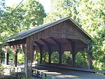 Cedar Crossing Covered Bridge