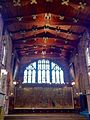 Ceiling of St Mary's Guildhall, Coventry.jpg