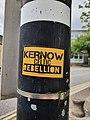 Celtic Rebellion sticker, Truro, June 2021.jpg