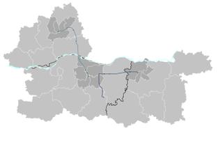 Central Plains Metropolitan Region intercity railway