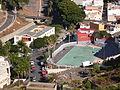 Centro cultural y cancha del grupo escolar de San Andrés..JPG