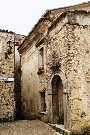 Celle di Bulgheria - Image: Centro storico di Celle di Bulgheria 2