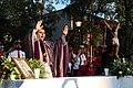 Ceremonia conmemorativa 30 años de los Sismos de 1985 Reloj de Sol, Tlatelolco. 08.JPG