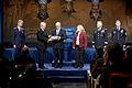 Ceremony inducting Robert J. Miller into Pentagon Hall of Heroes 2010-10-07 6.JPG