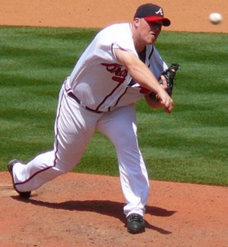 Chad Paronto - Paronto pitching for the Braves in 2007