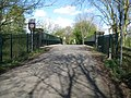 Chalfont St Peter, Mumfords Lane railway bridge - geograph.org.uk - 1840678.jpg