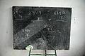 Chalkboard in a school in Afghanistan.jpg