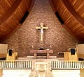 Chancel of Trinity Lutheran Church on Holy Saturday.jpg