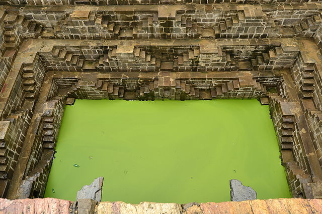 Chand Baori, Rajastán, India