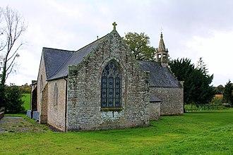 Buléon - The chapel of Sainte-Anne, in Buléon