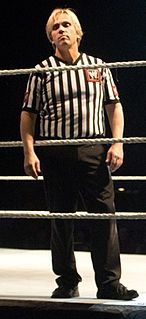 Charles Robinson (referee) American professional wrestling referee and wrestler