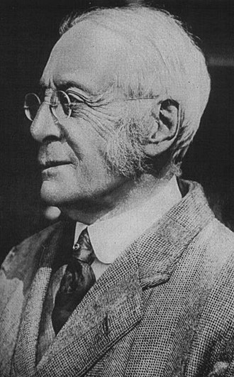 Harvard Classics - Charles William Eliot, compiler and editor of The Harvard Classics anthology.