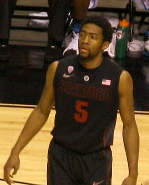 Chasson Randle - Randle with Stanford in 2014