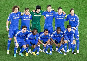Chelsea FC 2012 Club World Cup Final starting XI.jpg