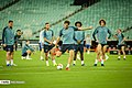 Chelsea players training before 2019 UEFA Europa League final 04.jpg