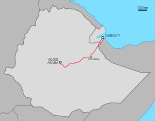 Ethio-Djibouti Railways railway line