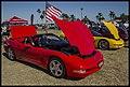Chevrolet Corvette meet at Clontarf-35 (14484746860).jpg