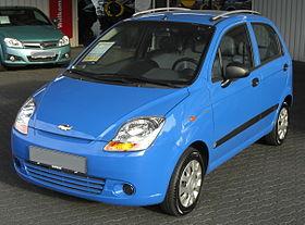 Chevrolet Matiz II