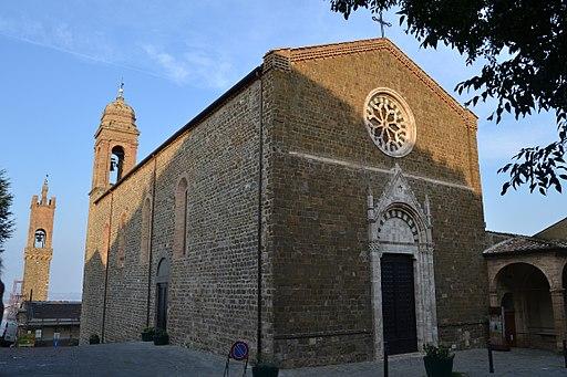 Chiesa di Sant'Agostino, Montalcino