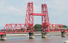 Chikugo River Lift Bridge UP 20110914.jpg