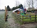 Children's play area at Minety playing field - geograph.org.uk - 1108792.jpg