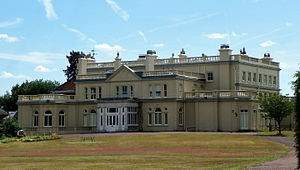 Childwickbury Manor - The manor house