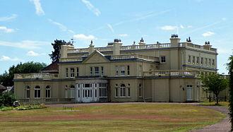 Jack Barnato Joel - Childwickbury Manor house