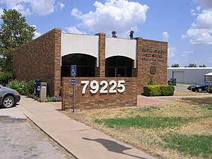 Chillicothe, Texas - Chillicothe post office