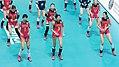 China Volleyball including Xinyue Yuan.jpg