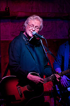 Chip Taylor - Taylor performing in New York City, 2012