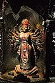 Chitkul Chamundeshwari - Durga Puja Pandal Detail - New Alipore Suruchi Sangha - Kolkata 2015-10-21 6509.JPG