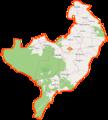 Chlewiska (gmina) location map.png