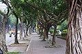 Chongqing South Road Section 2 sidewalk, Taipei City 20131110.jpg